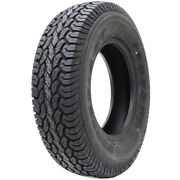 2 New Federal Couragia A/t - P265x70r17 Tires 2657017 265 70 17