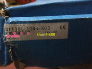 4pp380.1043-k03 Bandr Touch Screen New In Open Box