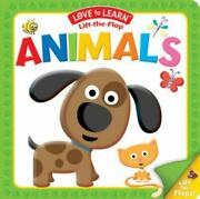 Lift-the-flap Animals Love To Learn 9781474890076 By Parragon
