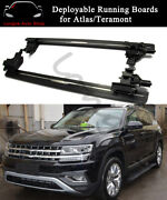 Deployable Electric Running Board Side Step Nerf Bar Fits For Atlas Teramont