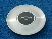 Chevrolet Monte Carlo Alloy Wheels Factory Center Cap Machined Finish 9592876