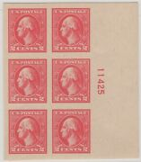 534 Plate Block Graded 98 Never Hinged With Pse Cert Gp2 7/26/19