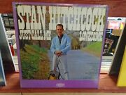 Stan Hitchock Just Call Me Lonesome Lp Epic Records Vg+ White Label Promo