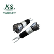 Front One Pair Airmatic Suspension Shock Absorber Struts For Porsche Panamera