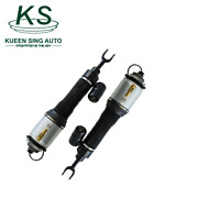 Front One Pair Air Ride Suspension Struts For Bentley Continental Flying Spur