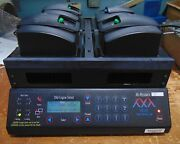 Mj Research Ptc-225 Pelter Thermal Cycler Dna Engine Tetrad And Power Supply S4220
