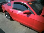 Passenger Front Door Electric Coupe Fits 10-14 Mustang 7979581