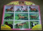 Breyer Stablemates Horse Lovers Collection 541210 Stablemates Horses And Foal