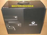 Microsoft Xbox One 500 Gb Day One Edition Black Console + Kinect New Sealed
