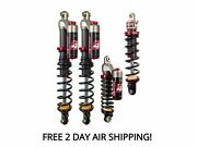 Elka Front And Rear Sport Suspension Shock Kit Arctic Cat M8000 Limited 153 2016
