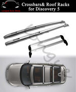 Roof Rail Crossbar Carrier Rack Kits Fits For Lr Discovery 5 L462 2018-2020