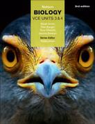 Nelson Biology Vce Units 3 And 4 Student Book With 4 Access Codes By Sarah Jones
