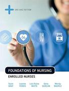 Foundations Of Nursing Enrolled Nurses With Online Study Tools 24 Month S 2nd E