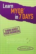Learn Myob In 7 Days Turbo Boost Your Business By Heather Smith English Paper