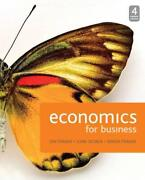 Economics For Business 4th Edition By Ian Fraser English Paperback Book