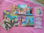 Preteen Books High School Musical S Icarly That's So Raven Justin Bieber