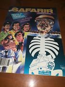 Safarir 27 Dicktracy Fritolay Adfrench Quebec Mad Magazine Free Shipping