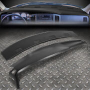 For 02-05 Dodge Ram Truck 1500 Defrost Vent Grille Cap+dashboard Cover Overlay