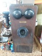 Western Electric Company Antique Phone July 17 1894