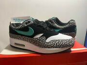 Nike Air Max 1 Atmos Elephant Cement 2017 8.5 New Authentic