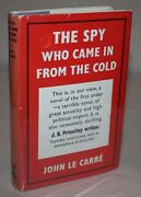 Signed The Spy Who Came In From The Cold John Le Carre 1st/5th Edition