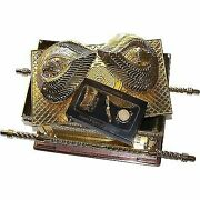The Ark Of The Covenant Gold Plated With Ark Contents Replica Aaron Rod