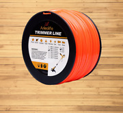 Anleolife 3-pound Commercial Square .095-inch-by-780-ft String Trimmer Line In