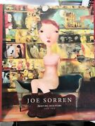 Joe Sorren - Painting+sculpture Signed And With A Drawing Of The Author Inside