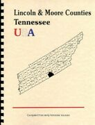 Lincoln Moore County Tennessee Goodspeed History Bios Lynchburg Fayettevile Tnl
