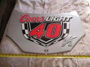 Vintage Coors Light Signs 40
