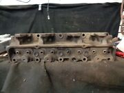 C8ae-h Cylinder Head 14/16 Bolt 390-428 Fe Ford Mustang Cougar Gt Date 9e1