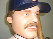 Wade Boggs From Trophy Room 3 Foot Bobble Head Forever Collectibles Legends /26