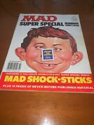 27 Mad Magazine Mad Special Annual Free Shipping Canada And Usa