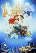 The Little Mermaid 35mm Slide Cell Transparency Controversial Banned Vhs Art
