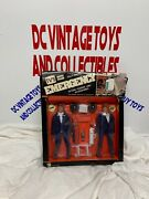 Vintage Ljn Rookies Action Figures Mib Emergency John And Roy Two Pack Gift Set