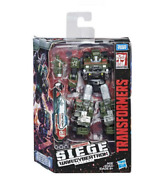 Transformers Hasbro Siege War For Cybertron Trilogy Deluxe Class Hound In Stock