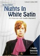 The Story Behind Nights In White Satin 2015 New Dvd Moody Blues Justin Hayward