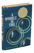 A Wrinkle In Time Madeleine Land039engle First Edition 1962 1st Printing Later Dj