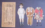1940and039s Holsum Bread Dressing Dolls Indian