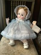 Rare Vintage 1973 Madame Alexander Mommy's Pet 18 Doll All Orig W Tag