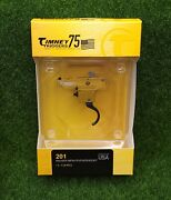 Timney Triggers Mauser Featherweight 98fm Fm-98 Curved Trigger - 201