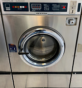 Dexter Stainless Steel Front Load Washer Coin Op 25lb S/n 20207000452543 [ref]