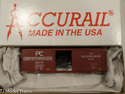 Accurail Ho 3456 Milwaukee Road 40' Ps-1 Steel Boxcar