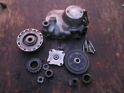 1970 Honda Mini Trial Ct 70 Ct70 Clutch Assembly Gear And Cover 4 Speed