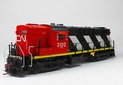 Rapido Ho Rs-18 W/dcc And Sound Canadian National Cn Stripe