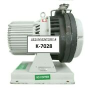 Gvsp30 Edwards A71004907 Vacuum Scroll Pump Tested Not Pumping Down Non-cu As-is