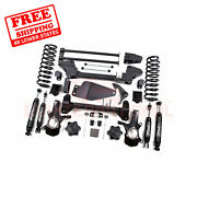 Zone Offroad 6 Lift Kit For Chevy/gmc Suburban 2000-06 And Suv 4wd Nitro Shocks