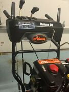 Ariens Deluxe St30le 30 306cc Two-stage Snow Blower 2015 Model. Hardly Used