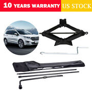 For Ford F250 F250 F350 F450 Repair Spare Tire Change Tools Kit+ Scissor Jack