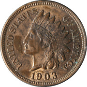 1903 Indian Cent Great Deals From The Executive Coin Company - Bbsc22514